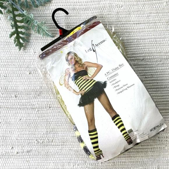 Leg Avenue Other - Leg avenue bee Halloween costume